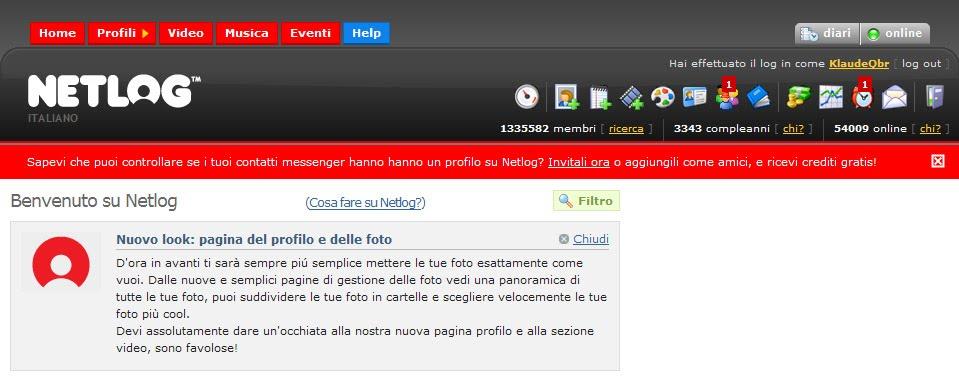 netlog diario