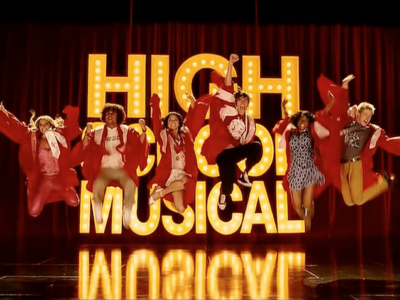 Social Reunion di High School Musical
